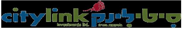 סיטי לינק Retina Logo